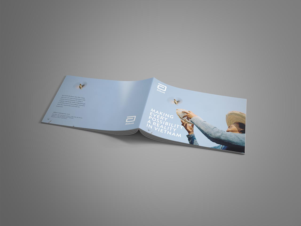 brochure designs work