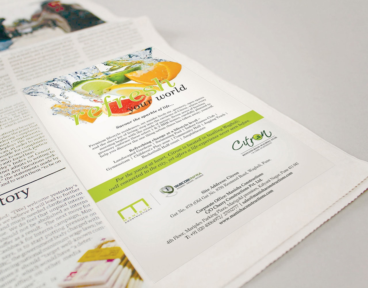 newsletter designs
